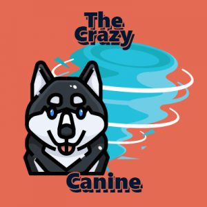 Crazy Canine Graphic