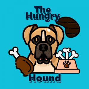 Hungry Hound Personality Graphic
