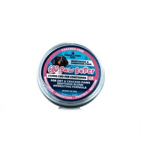 CBD Paw Butter - front
