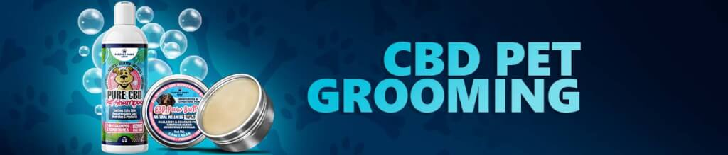 CBD Pet Grooming Products