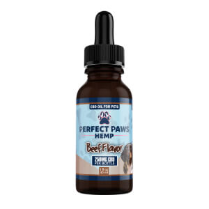 Perfect Paws Hemp Pet Oil