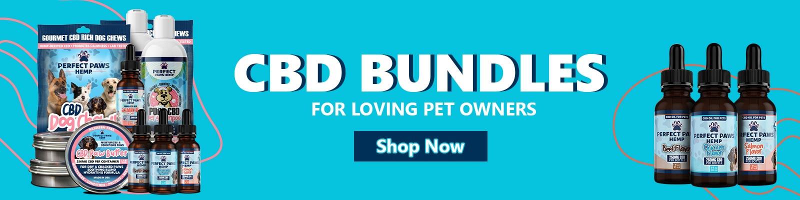 CBD Bundles for Pets